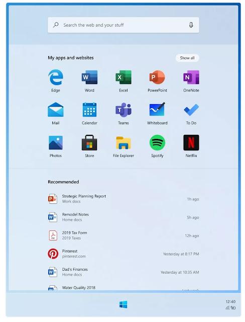 اكتشف الجديد حول نظام تشغيل مايكروسوفت الجديد WINDOWS 10X