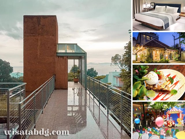 Inilah Pilihan Hotel dan Penginapan Tempat Staycation di Bandung