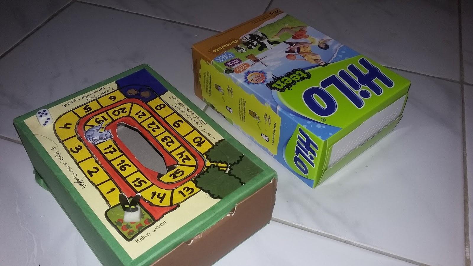 Kotak Tissue dari Kotak Susu  Kotak Tissue dari Kotak Susu 63df64516c