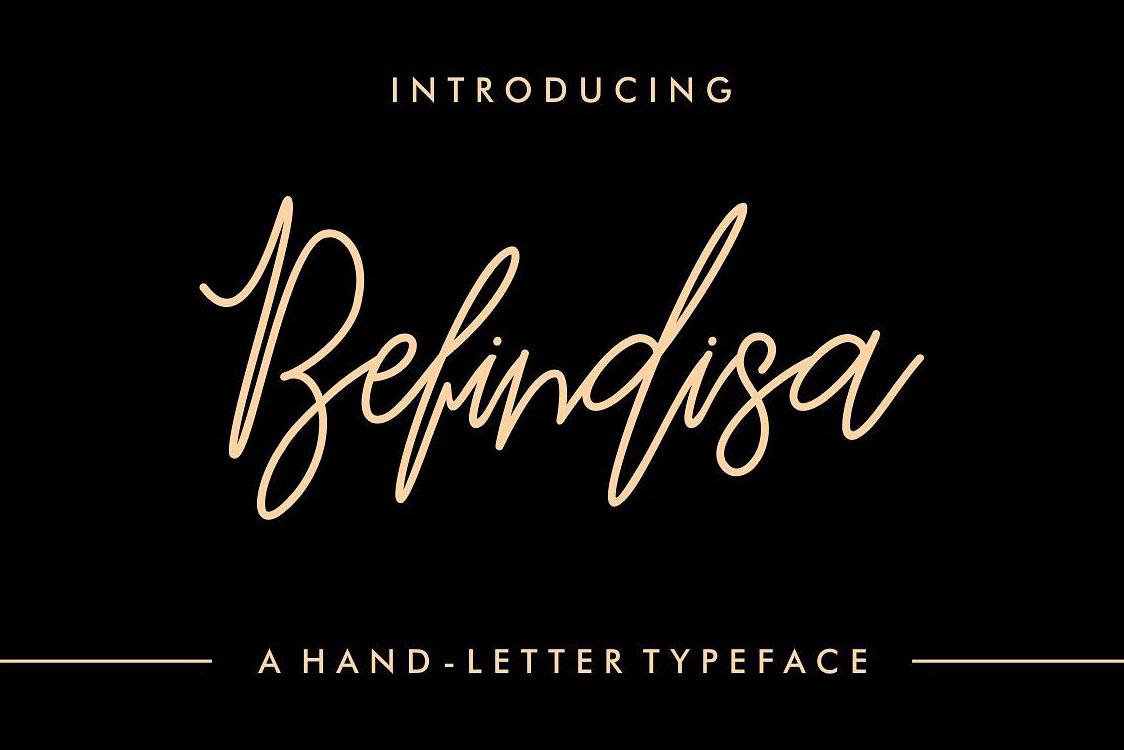 befindisa script
