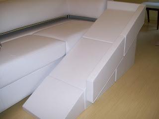 rampa sofá