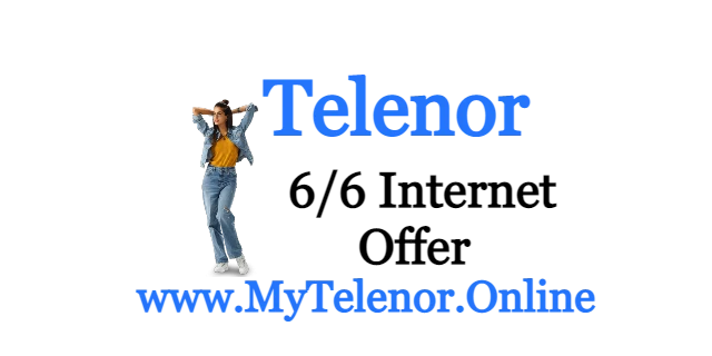 Telenor Weekly 6 to 6 Offer Detail 2021 | MYTelenor  |