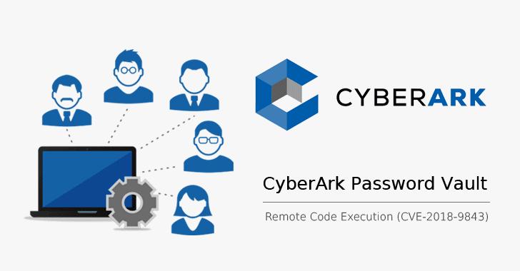 cyberark-enterprise-password-vault