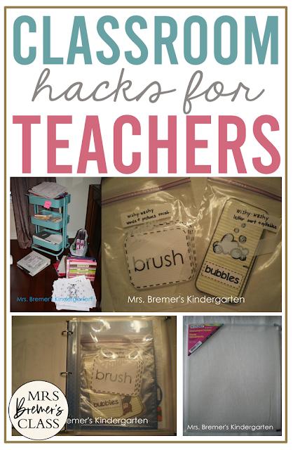 Teacher binder organization tips and tricks