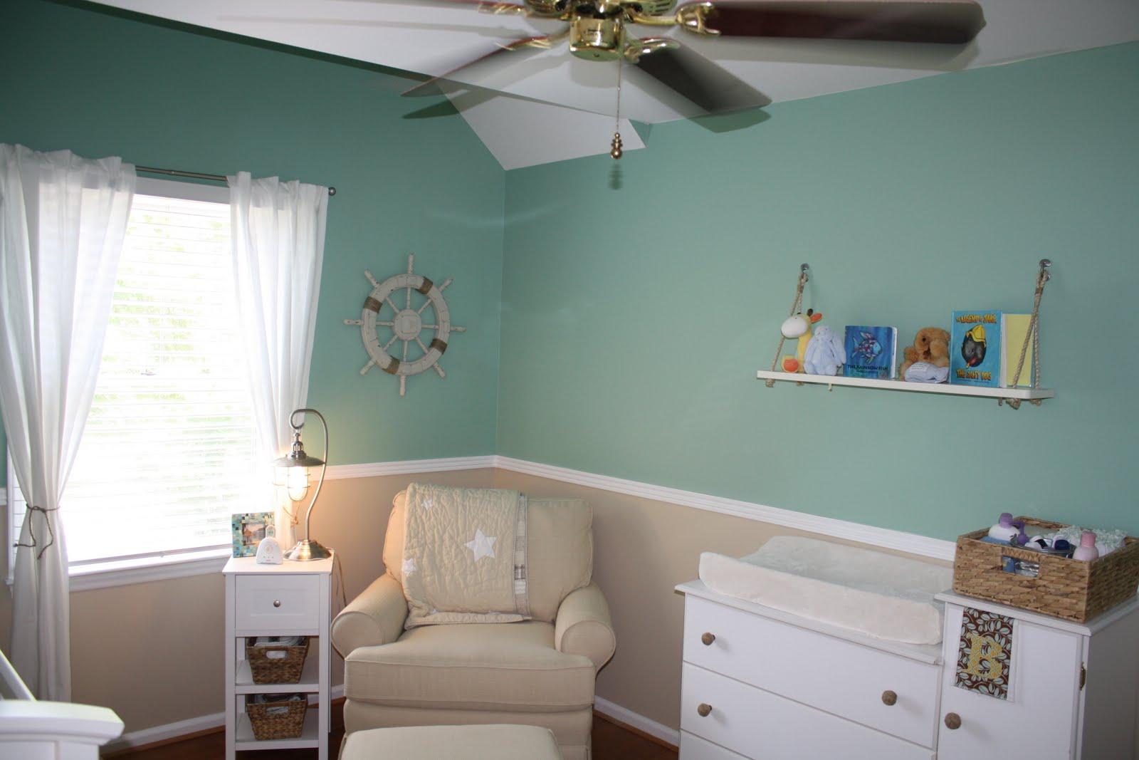 Baby Nash S Vintage Nautical Nursery: Greenville Baby: Classic Nautical Nursery