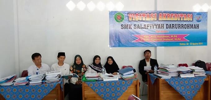 Gallery Visitasi Akreditasi SMK Sadpas Cirebon 2019