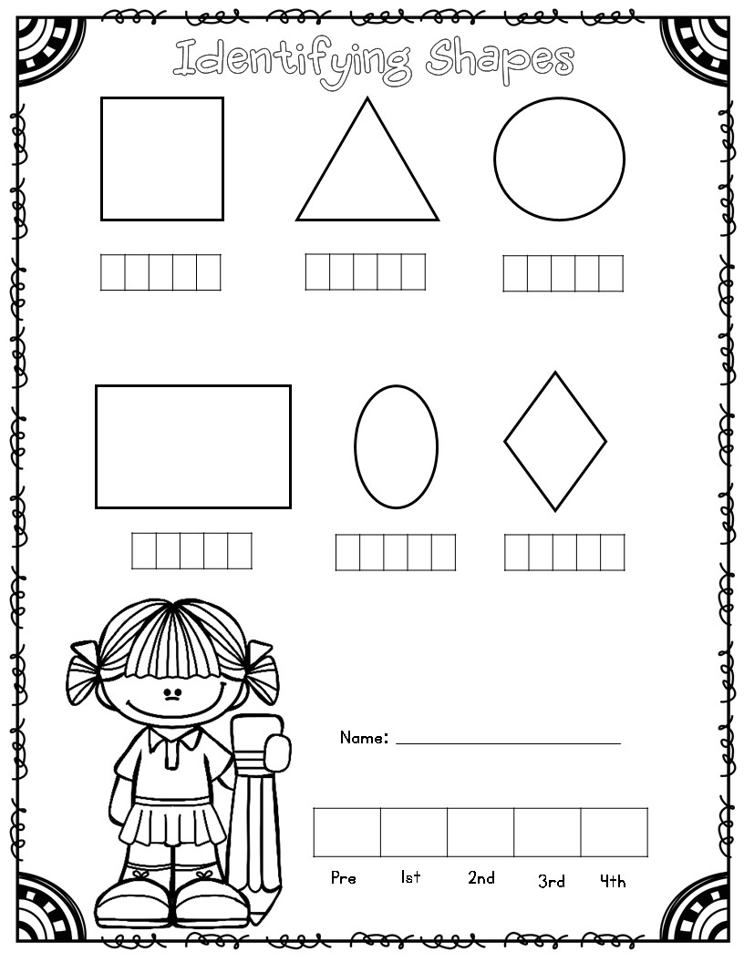 First Week of School Literacy and Math Activities for