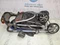 lipat Kereta Dorong Bayi BabyDoes CH278 Parade-X Roda 3 Hadap Depan atau Belakang