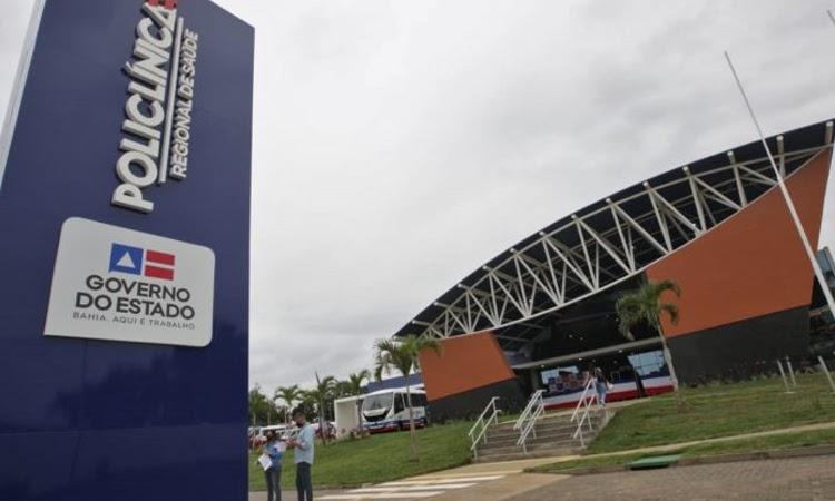 Policlínica Regional em Itaberaba já é a 20ª unidade entregue na Bahia