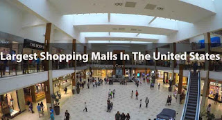 Largest Shopping Malls In The United States