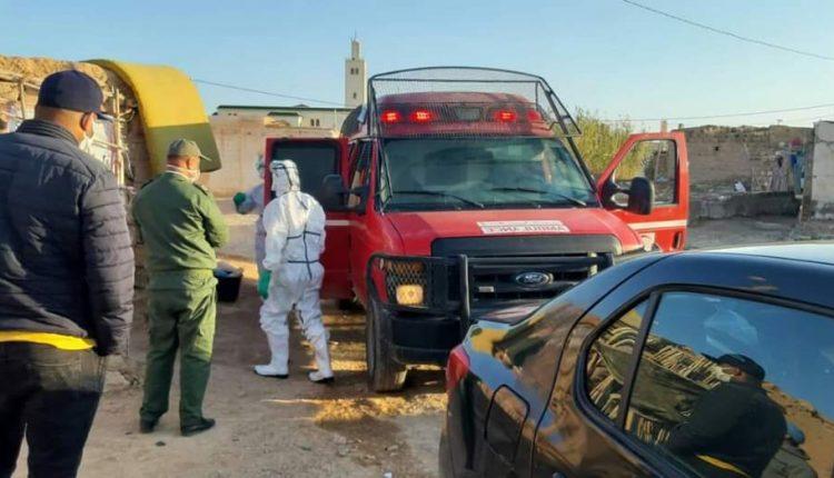 تسجيل 4 إصابات بفيروس كورونا في أسرة واحدة تقطن بالسكن الصفيحي فيى مدينة تمارة