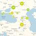 Yandex-ի քարտեզում ցուցադրվում է քաղաքների ինքնամեկուսացման ինդեքսը