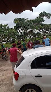 Na contra mão dos decretos: Prefeito  de Sapé Sidnei Paiva PODEMOS faz aglomeração sem máscara em festa na  Usina Santa Helena