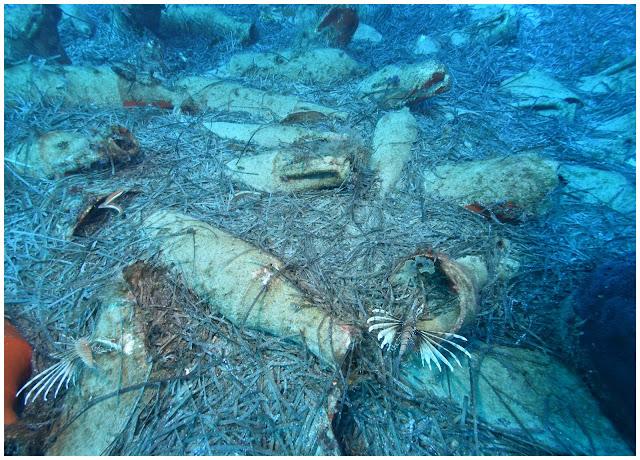 Navio do Império Romano encontrado naufragado, Descobertas Arqueológicas, Navio descoberto naufragado, Navio do Império Romano