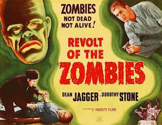 Película La rebelión de los Zombies Online