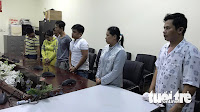 Photos: Police arrest 13 Nigerian immigrants in Bangkok for illegal entry, overstaying and romance scam