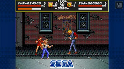 Download Streets of Rage Classic Apk + Mod (unlocked) Offline