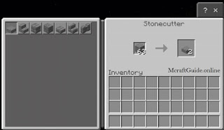 how to use stonecutter in minecraft