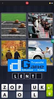 4 Immagini 1 Parola livello 122