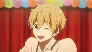Hellominju.com: Free! (フリー) ハイ☆スピード!| 岩鳶高校水泳部 葉月渚CV:代永翼) | Hazuki Nagisa | Iwatobi High School | Hello Anime !