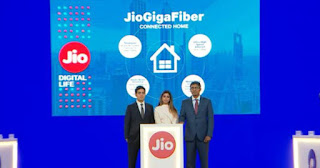 Jio Giga Fiber Launch 5th September