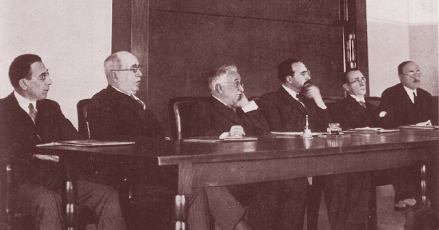Ciudad Universitaria 1932 - Fotografía José Pío - Calle Cruz 19 Madrid