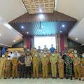 Hari Terakhir Menjabat, Begini Paparan Kepala Bappeda Mentawai Dalam Konsultasi Publik RKPD 2022