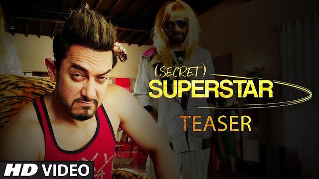 Secret Superstar Movie Trailer