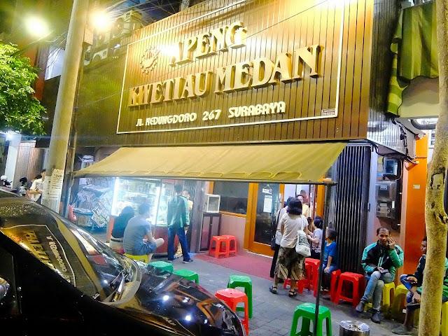 Rumah Makan Cina di Surabaya