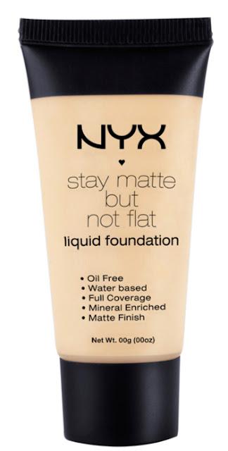 base de maquillaje Nyx