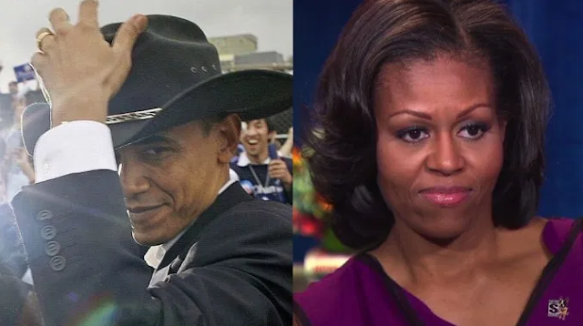 Michelle Obama Slams Country Music, Says It's 'Music for Morons'