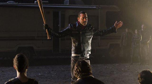 The Walking Dead season 6 - Negan