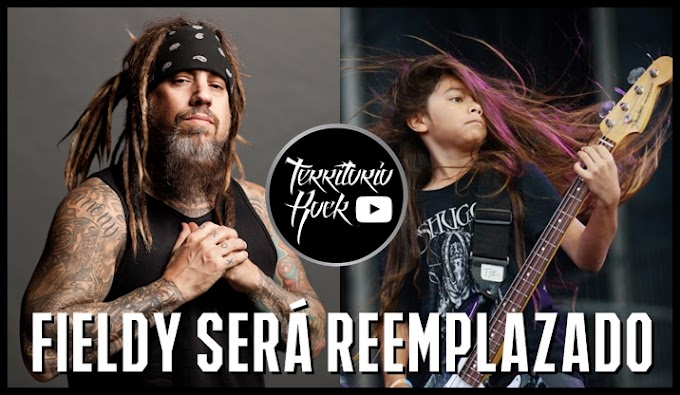 Fieldy se pierde la gira de KORN en Sudamerica (video)
