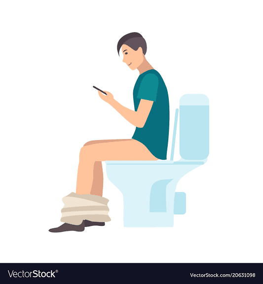 Bad Habits to Stop while on Toilet Seats & Its Possible Side Effects (MUST READ)