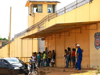 AGORA LASCOU! 431 presos deixam Pedrinhas para o dia das Crianças