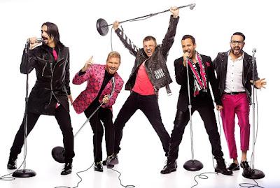 Backstreet Boys >> preparando nuevo álbum Bsbspain