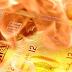 Un empresario canadiense ha quemado más de un millón de dólares «para evitar que su mujer les pusiera la mano encima»