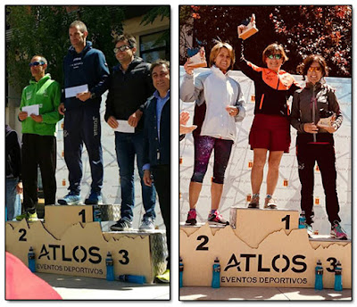 Atletismo Aranjuez Hoz del Huécar