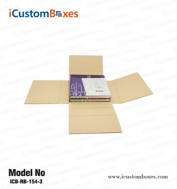 , We offer Custom Book Boxes with Unique and Distinctive Looks