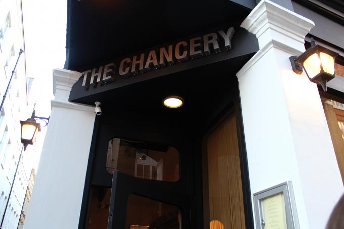 Chablis at The Chancery - The Wayfarer