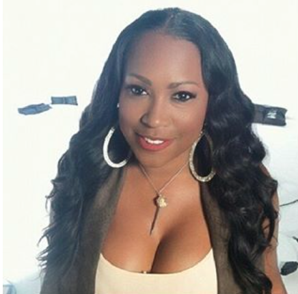 Maia Campbell Nude Photos 9