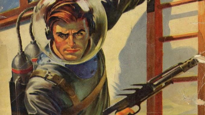 DOC SAVAGE tendrá una serie de televisión de aventuras