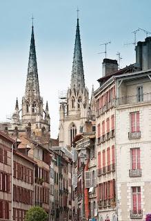 La catedral de Santa María de bayona