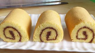 vanilla swiss roll