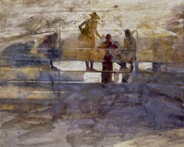 Греческий художник. Andreadakis Dimitris