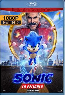 Sonic: La Película (2020) [1080p BRrip] [Latino-Inglés] [GoogleDrive]