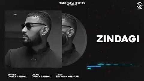 Zindagi Chingari Lyrics in Punjabi | Garry Sandhu, Johny Vick