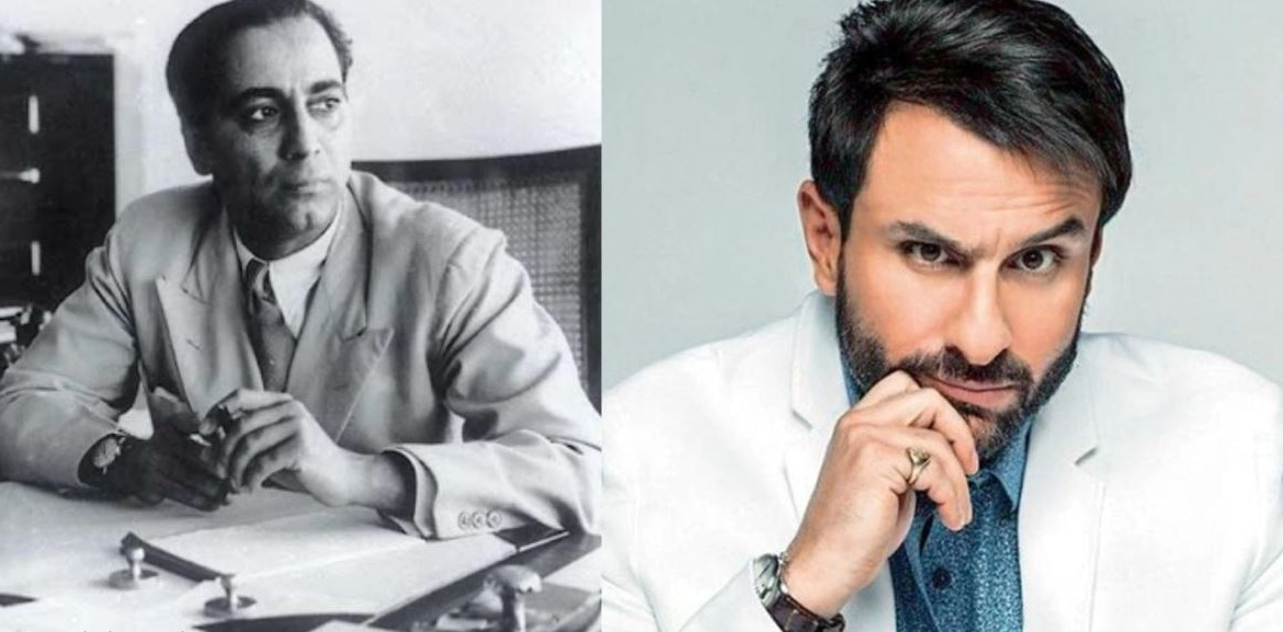 Saif Ali can play the role of scientist in the film