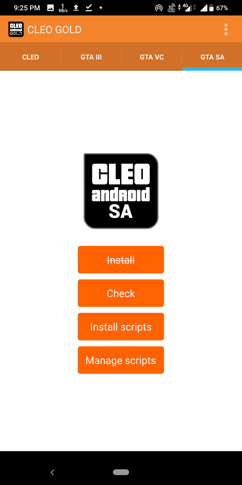 gta sa cleo gold apk no root 1.08 download