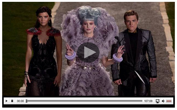 ... Stream: Watch The Hunger Games: Catching Fire Online Free Full Movie
